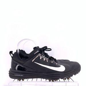 Nike Men's Lunarlon Golf Shoes Size 9
